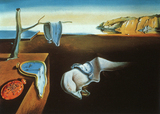 The Persistence of Memory - Salzador Dali
