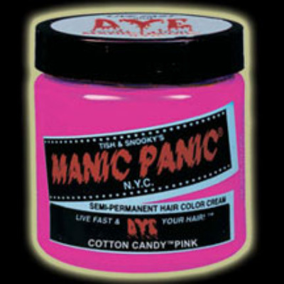 Manic Panic Hair-Dye: Ever Tried It? I got a Sally Beauty Supply gift card