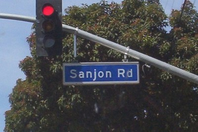 Sanjonroad